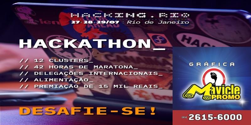 Ascoferj convida para o Hacking Rio (Saúde)   ASCOFERJ