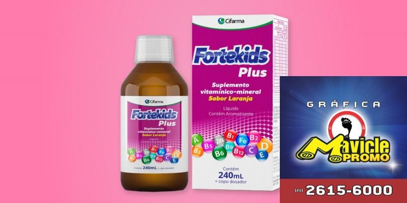 7c7fefbe370 Cifarma lança o suplemento Fortekids Guia da Farmácia Imã de geladeira e  Gráfica Mavicle Promo