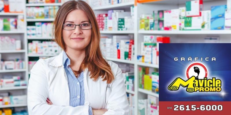 O Segmento farmacêutico é o mais confiável para os brasileiros   Guia da Farmácia   Imã de geladeira e Gráfica Mavicle Promo
