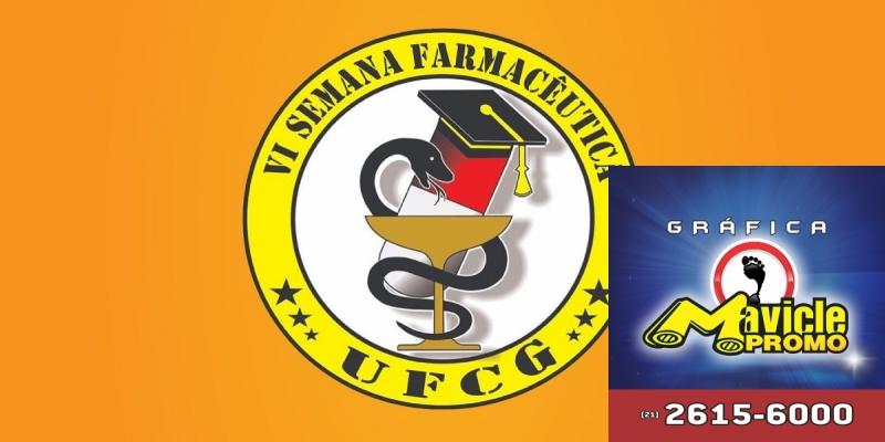 Semana Farmacêutica da UFCG ocorre em outubro   Guia da Farmácia   Imã de geladeira e Gráfica Mavicle Promo