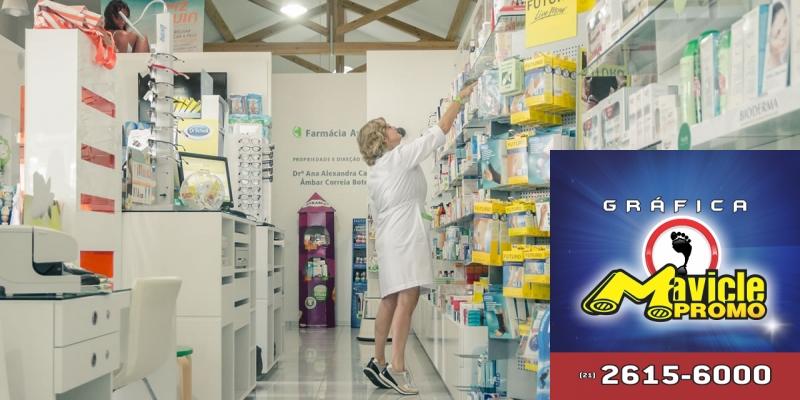 36% dos portugueses que vão à farmácia têm um problema menor de saúde