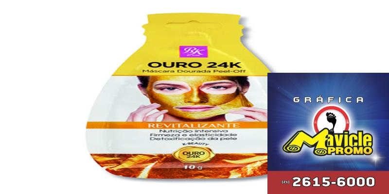 RK by KISS lança máscara facial de ouro