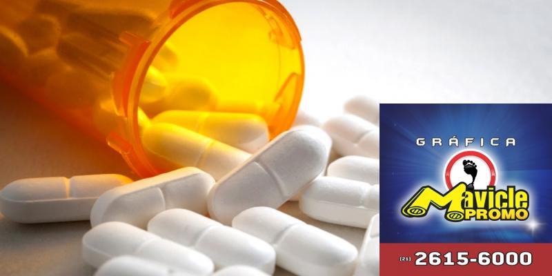 Vendas de medicamentos e medicamentos não chega a R$ 3,287 milhões   Guia da Farmácia   Imã de geladeira e Gráfica Mavicle Promo