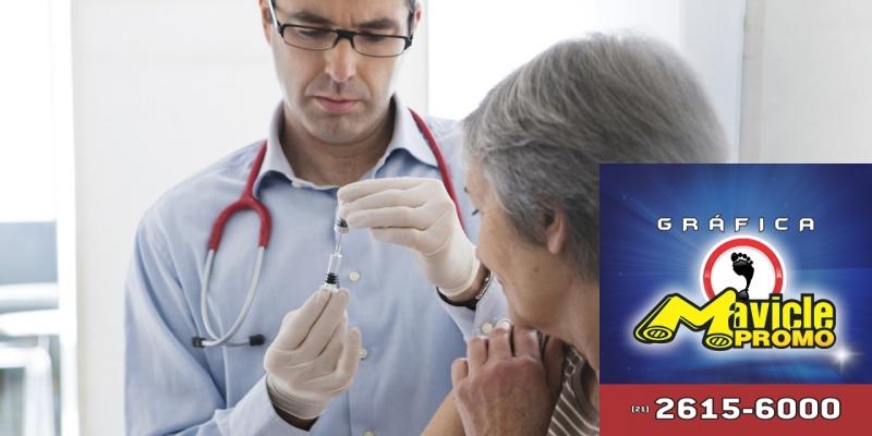 Aprovada a vacina contra a gripe exclusiva para idosos   Guia da Farmácia   Imã de geladeira e Gráfica Mavicle Promo