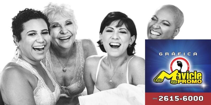 FQM anuncia ação contra o câncer de mama   Guia da Farmácia   Imã de geladeira e Gráfica Mavicle Promo