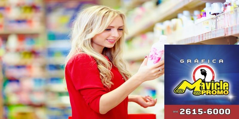 Produtos para o cabelo vendidos   Imã de geladeira e Gráfica Mavicle Promo
