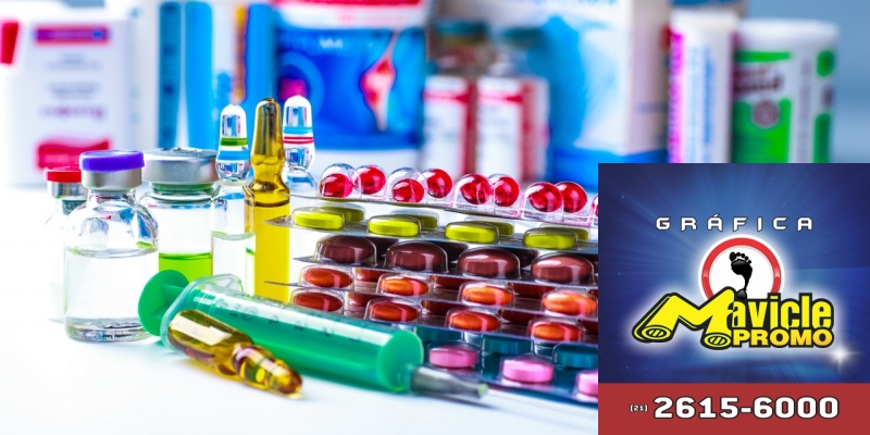 Vendas de medicamentos crescem na Abradilan   Guia da Farmácia   Imã de geladeira e Gráfica Mavicle Promo