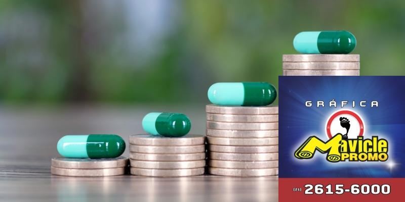 2019 deve ter medicamentos continuada em 4,45%   Guia da Farmácia   Imã de geladeira e Gráfica Mavicle Promo