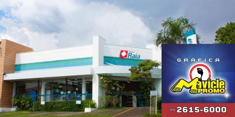 Droga Raia e Drogasil: 19 novas lojas em setembro   Guia da Farmácia   Imã de geladeira e Gráfica Mavicle Promo