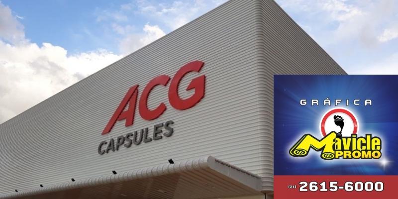 ACG investe no Brasil para crescer na América Latina   Guia da Farmácia   Imã de geladeira e Gráfica Mavicle Promo