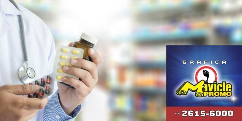 Fila no registro de genéricos cai 80%   Guia da Farmácia   Imã de geladeira e Gráfica Mavicle Promo