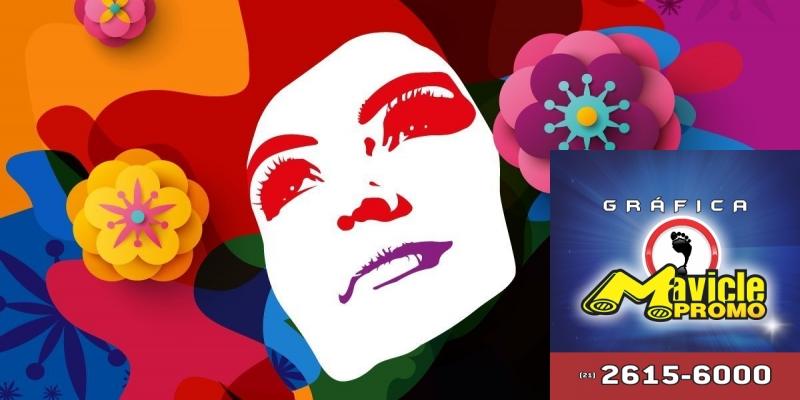Pague Menos promove o 12º Encontro de Mulheres   Guia da Farmácia   Imã de geladeira e Gráfica Mavicle Promo