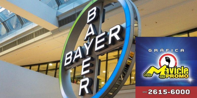 A Bayer oferece 60 vagas no programa de estágio   Guia da Farmácia   Imã de geladeira e Gráfica Mavicle Promo