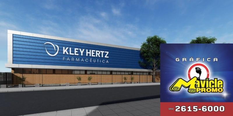 Kley Hertz investe R$ 25 milhões na fábrica de sólidos   Guia da Farmácia   Imã de geladeira e Gráfica Mavicle Promo