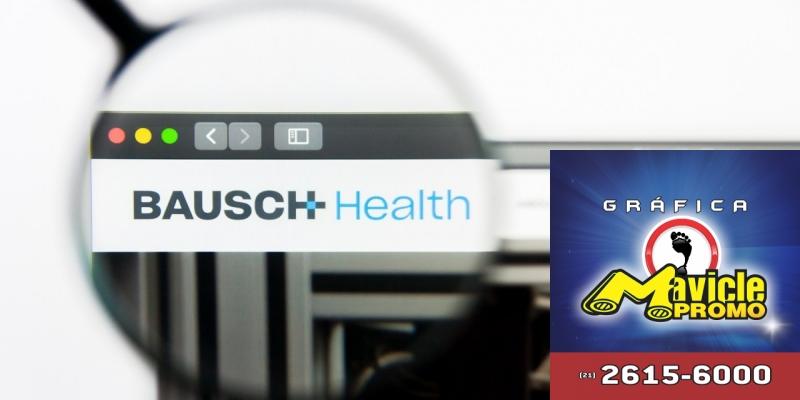 Bausch Health eleva projeções de crescimento para o ano de 2019   Imã de geladeira e Gráfica Mavicle Promo