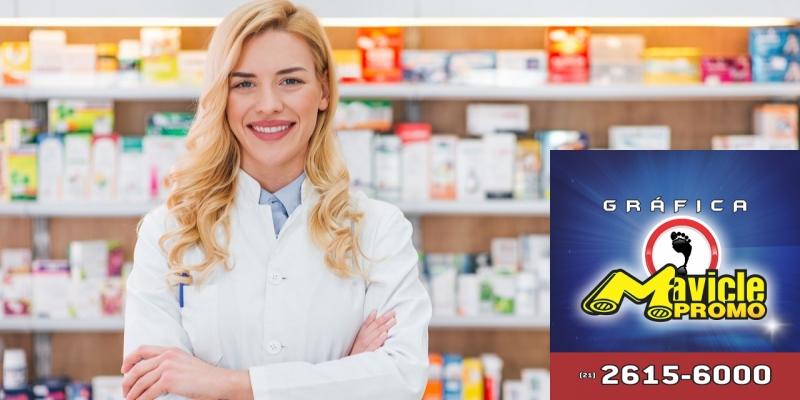 CFF esclarece dúvidas sobre a responsabilidade técnica em farmácia   Imã de geladeira e Gráfica Mavicle Promo