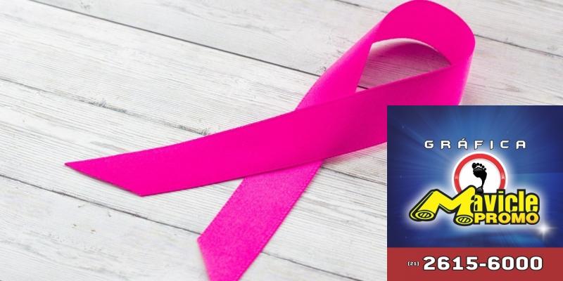 O câncer de mama: Eli Lilly and company conta com um novo tratamento oral   Imã de geladeira e Gráfica Mavicle Promo